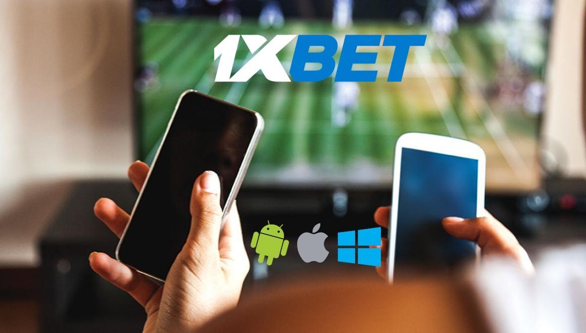 application 1xBet iOS