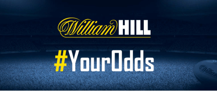 William hill mobile application