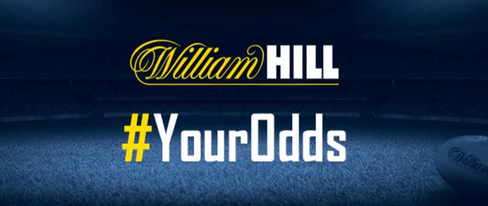 Sport William Hill l'application pour mobile