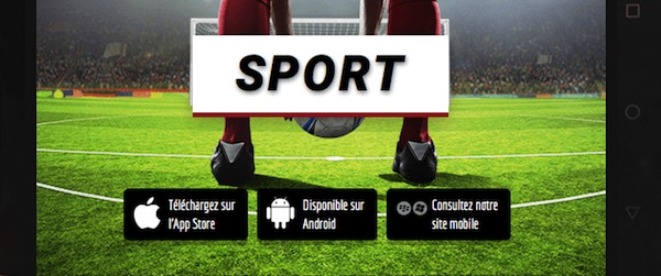 inscription betclic sport football