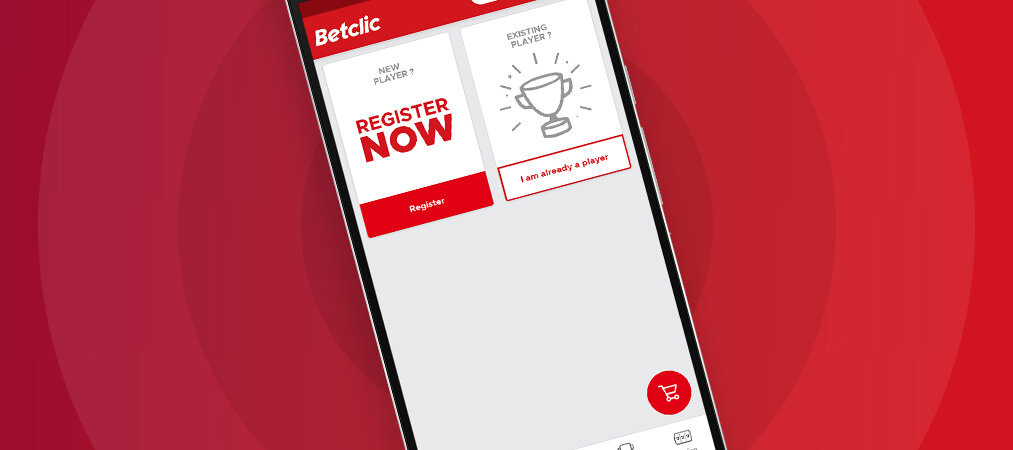 télécharger Betclic app iOS