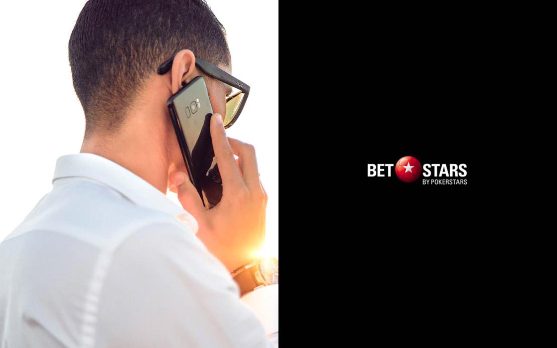 l'application Betstars