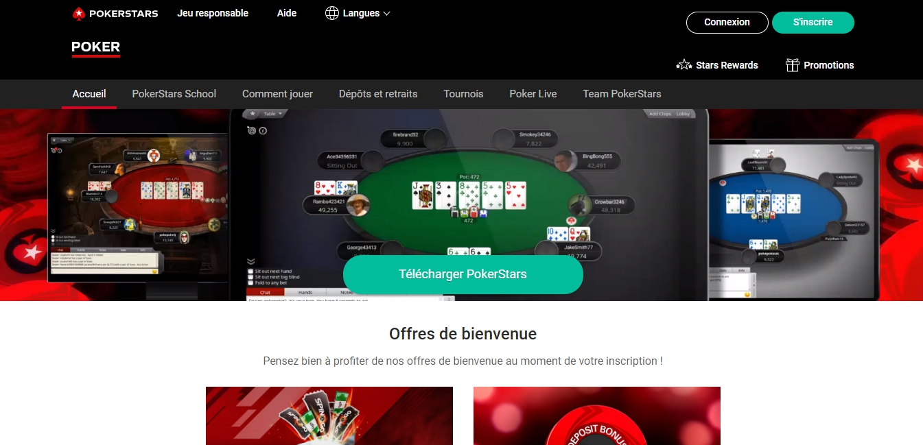 Betstars pokerstars