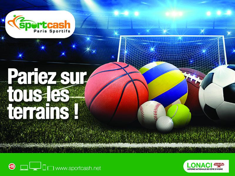 Mobile application Sportcash
